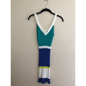 Knit Bebe Dress